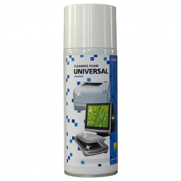 Cleaning foam universal, antistatic, 400ml, LOGO