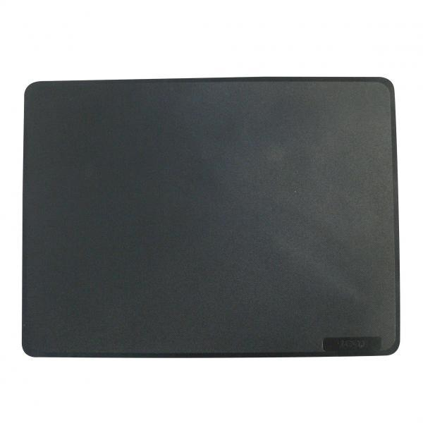 Mouse pad, SUPERIOR, game, black, 27x20 cm, 1 mm, Logo, rubber, nonslip