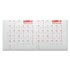 Keyboard labels LOGO for keyboards, red, Czecho-slovak, price for 1pc